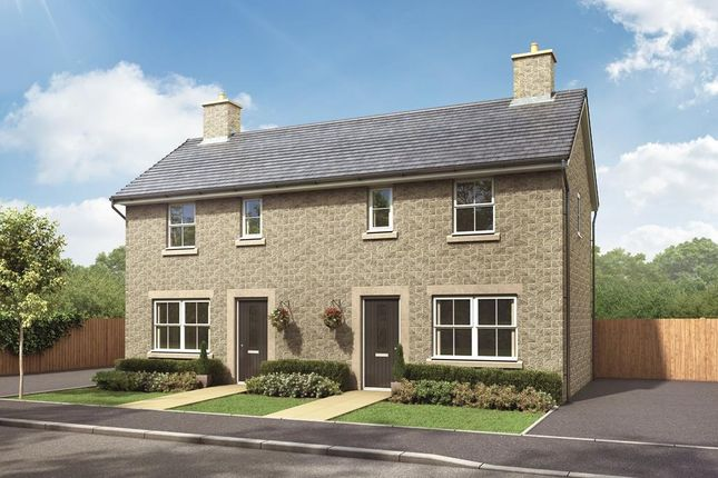 """2 bedroom end terrace house for sale in """"Amber"""" at New Road, Tintwistle, Glossop"""