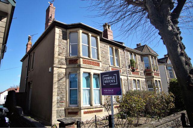Thumbnail Maisonette for sale in Linden Road, Westbury Park