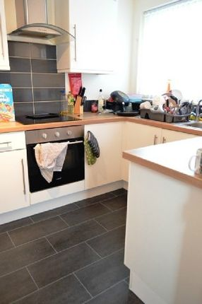 Thumbnail Town house to rent in Keelings Drive, Newcastle-Under-Lyme, Newcastle-Under-Lyme
