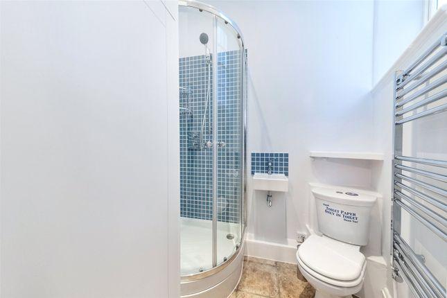 Bathroom of Court House, Basil Street, Knightsbridge, London SW3