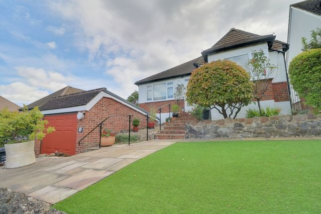 Thumbnail Detached bungalow for sale in Graham Road, Purley
