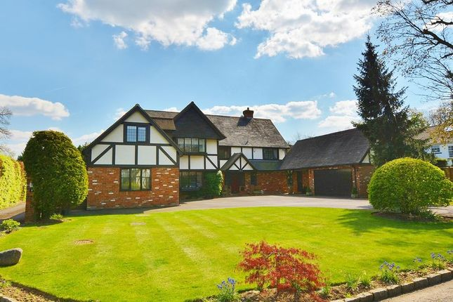 Thumbnail Detached house for sale in Disraeli Park, Beaconsfield