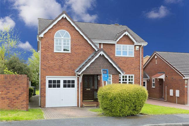 Thumbnail Detached house for sale in St Marys Park Approach, Leeds, West Yorkshire