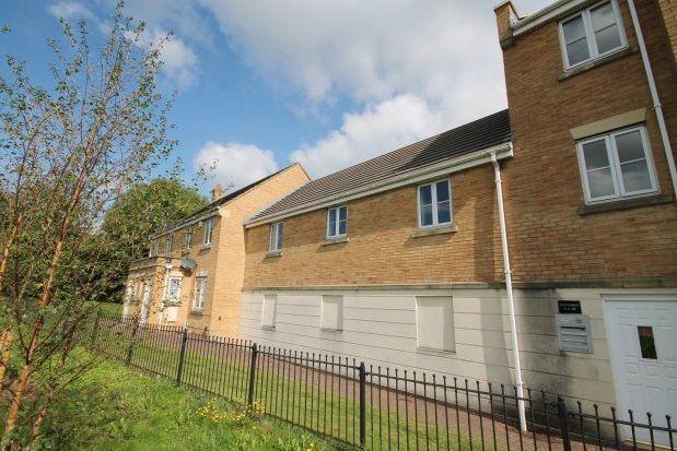 Thumbnail Flat to rent in Orchard Gate, Bradley Stoke, Bristol