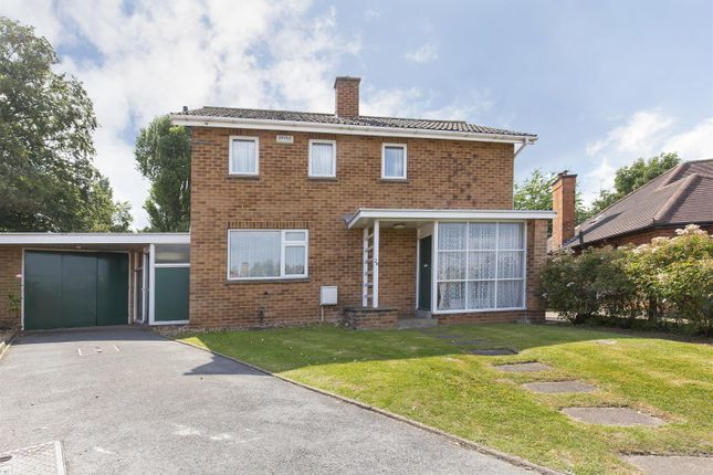 Thumbnail Detached house for sale in Flawforth Avenue, Ruddington, Nottingham