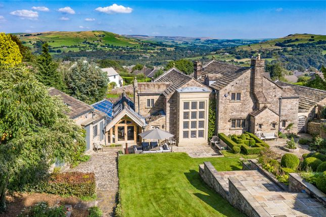 Thumbnail Detached house for sale in Stoneheads, Whaley Bridge, High Peak, Derbyshire