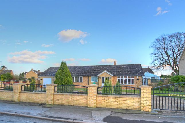 Thumbnail Detached bungalow to rent in Maiden Greve, Malton