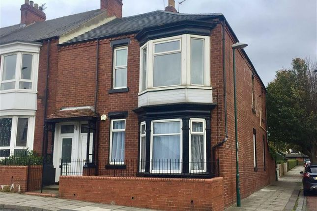 Thumbnail Flat for sale in Dean Road, South Shields