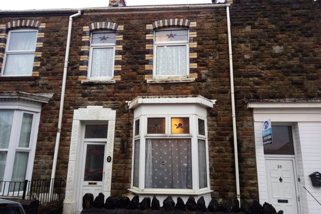 Thumbnail Property to rent in Trafalgar Place, Brynmill, Swansea