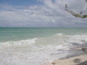Lucayan Beach, Grand Bahama, The Bahamas