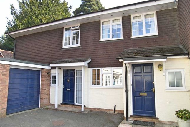 Thumbnail End terrace house to rent in The Mews, Sevenoaks