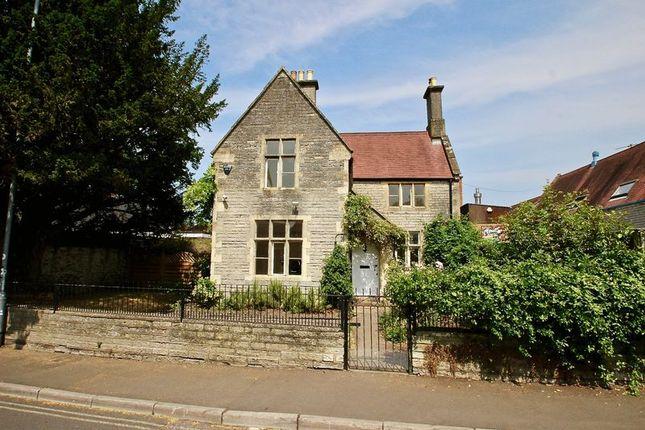 Thumbnail Detached house to rent in Benedict Street, Glastonbury