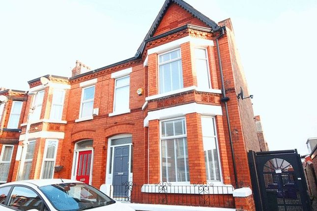 3 bed terraced house for sale in Cassville Road, Mossley Hill, Liverpool