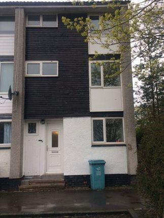 Thumbnail Terraced house to rent in Wallbrae Road, Cumbernauld, Glasgow