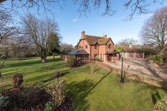 Thumbnail Detached house for sale in The Folley, Layer-De-La-Haye, Colchester