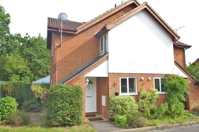 Thumbnail Property to rent in Sepen Meade, Fleet, Hampshire