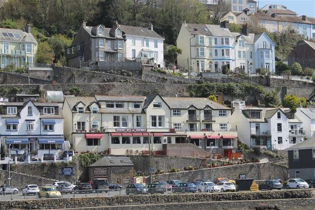 Thumbnail Hotel/guest house for sale in Rivercroft Hotel, Station Road, East Looe