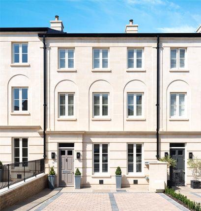 Thumbnail Terraced house for sale in House 64, Holburne Park, Warminster Road, Bath