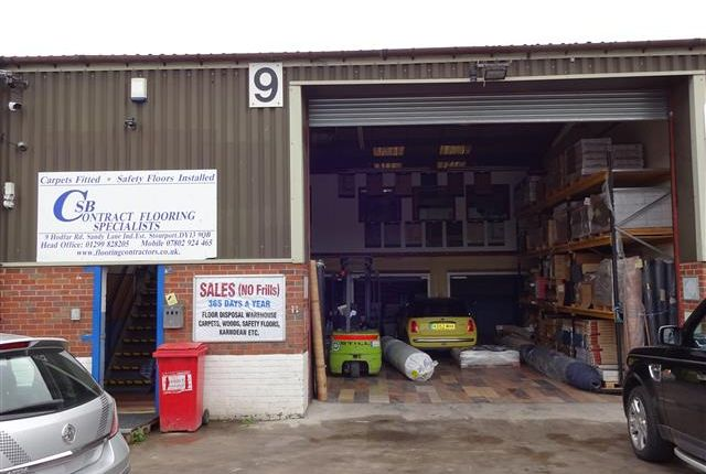 Thumbnail Retail premises for sale in Stourport On Severn, Worcestershire