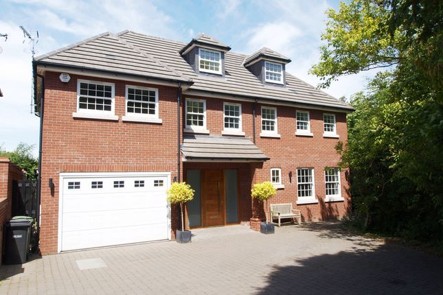 Thumbnail Detached house to rent in Cardinal Grove, St Albans