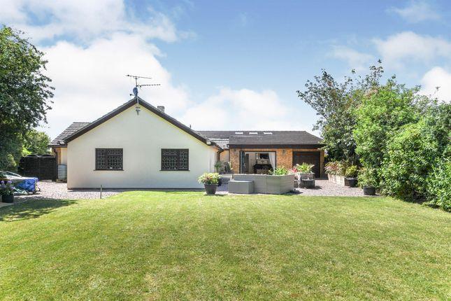 Thumbnail Detached bungalow for sale in Fir Close, Heacham, King's Lynn