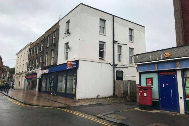 Thumbnail Flat to rent in Pencester Road, Dover