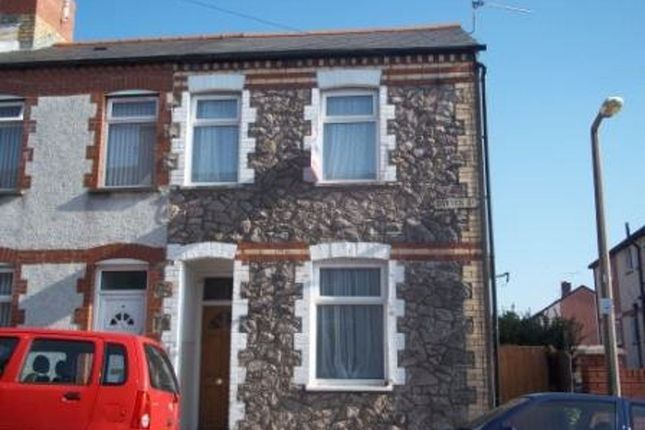 Thumbnail Property to rent in Davies Street, Barry