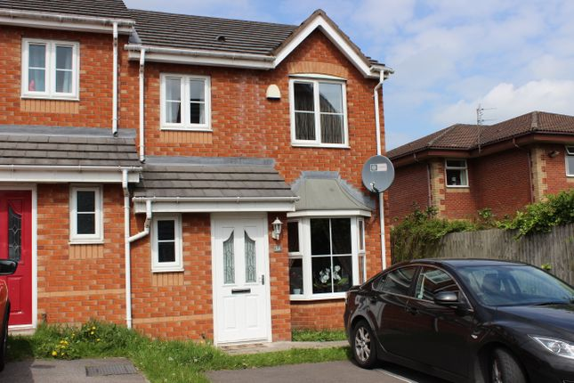 Thumbnail Semi-detached house to rent in Cygnet Gardens, St Helems