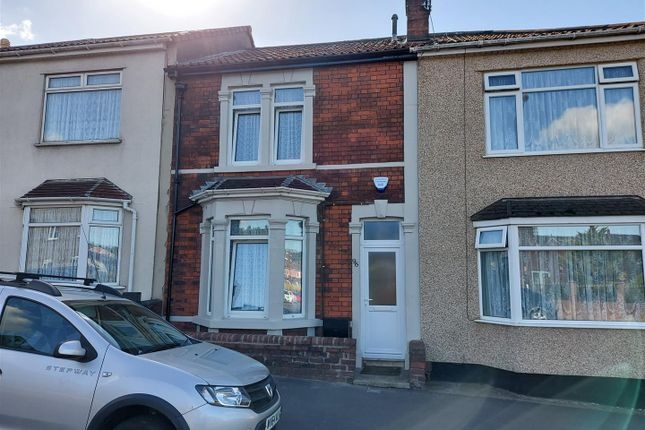 Thumbnail Terraced house to rent in Speedwell Road, Speedwell, Bristol