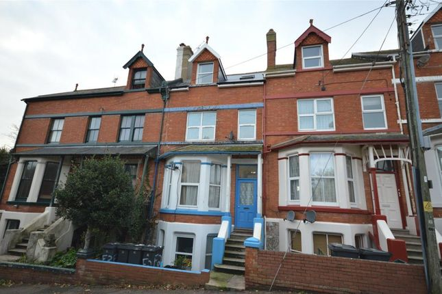 Thumbnail Flat for sale in Hermosa Road, Teignmouth, Devon