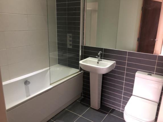 Bathroom of Atlas Mill, Bentinck Street, Bolton, Greater Manchester BL1