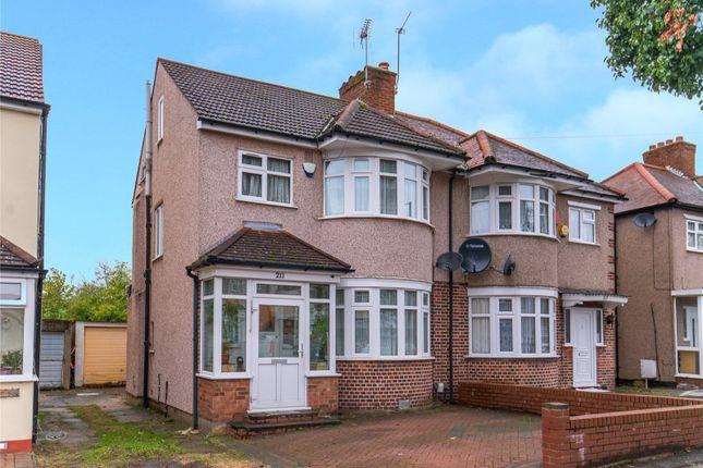 Semi-detached house for sale in Kenmore Avenue, Harrow