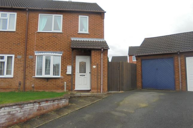 Thumbnail Semi-detached house for sale in Columbine Way, Donnington, Telford