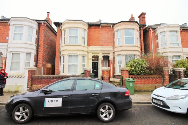 Thumbnail Terraced house to rent in Albert Grove, Southsea, Portsmouth, Hampshire