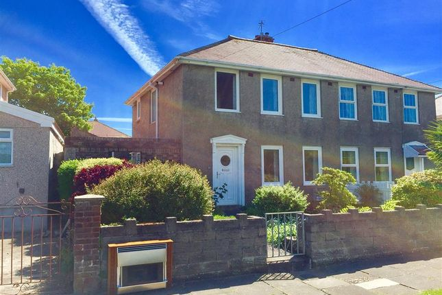 Thumbnail Property to rent in Heol-Y-Goedwig, Porthcawl