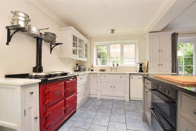 Thumbnail Detached house for sale in Knoll Road, Dorking, Surrey