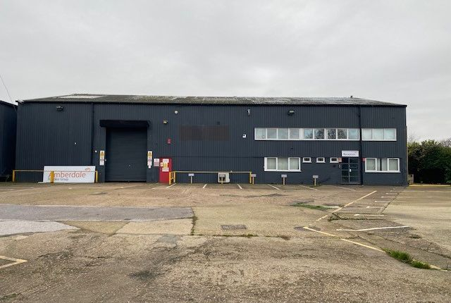 Thumbnail Warehouse for sale in River Way, Harlow