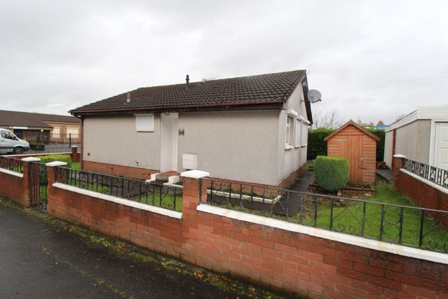 Thumbnail Bungalow to rent in Jerviston Street, New Stevenston, North Lanarkshire