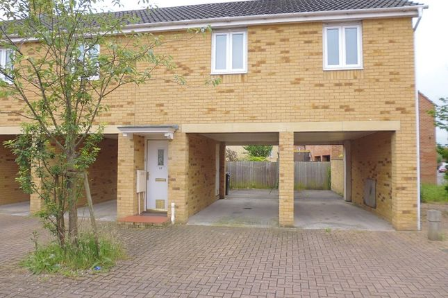 Thumbnail Flat to rent in Careys Way, Weston Super Mare