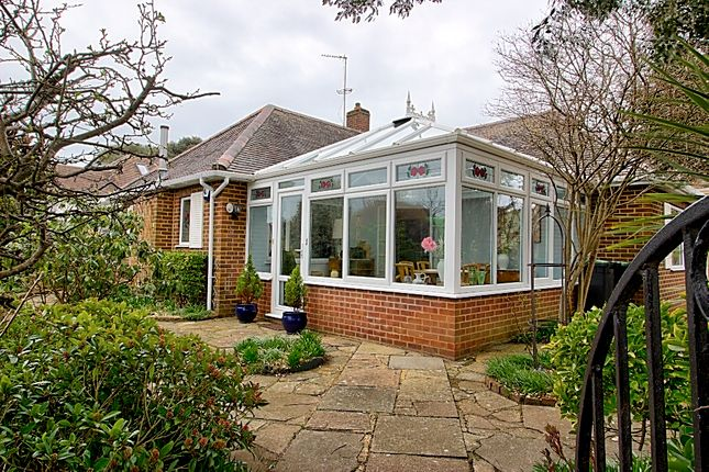 Thumbnail Bungalow for sale in Branders Close, Southbourne, Bournemouth