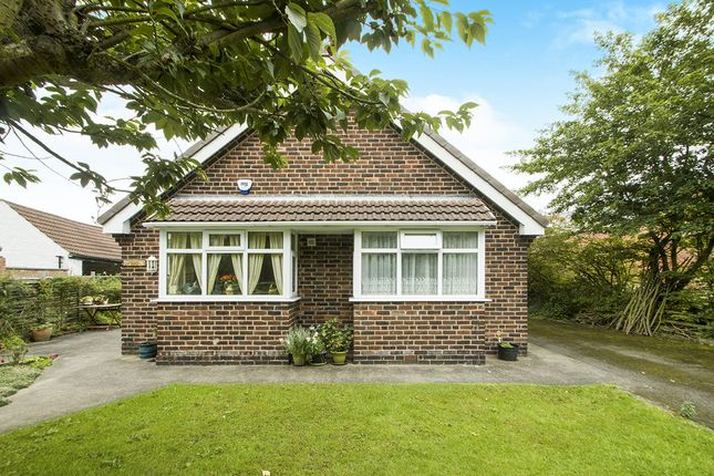 Thumbnail Bungalow for sale in Church Lane, Cossall, Nottingham