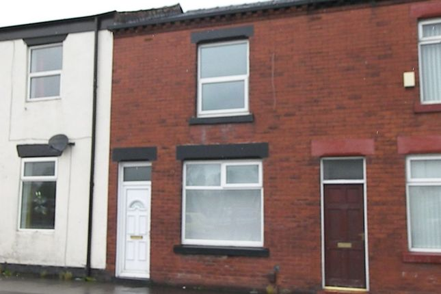 Thumbnail Terraced house to rent in Longcauseway, Farnworth, Bolton