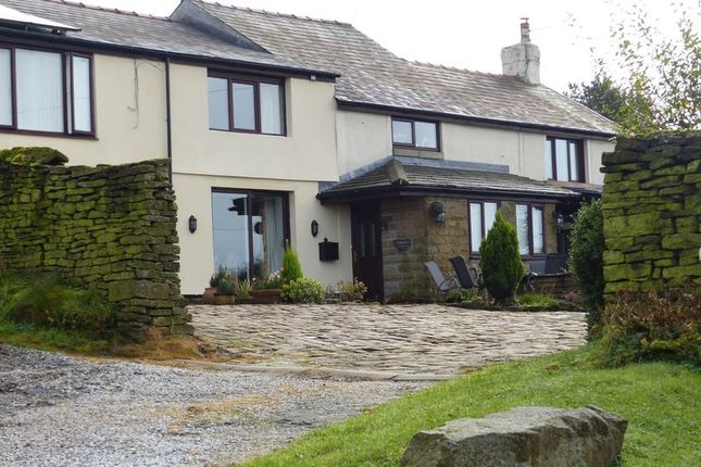 Thumbnail Semi-detached house for sale in The Moorlands, Denshaw, Saddleworth