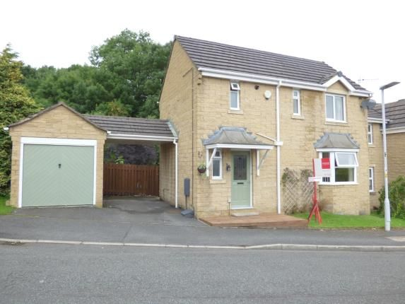 Thumbnail Detached house for sale in Printers Fold, Burnley, Lancashire