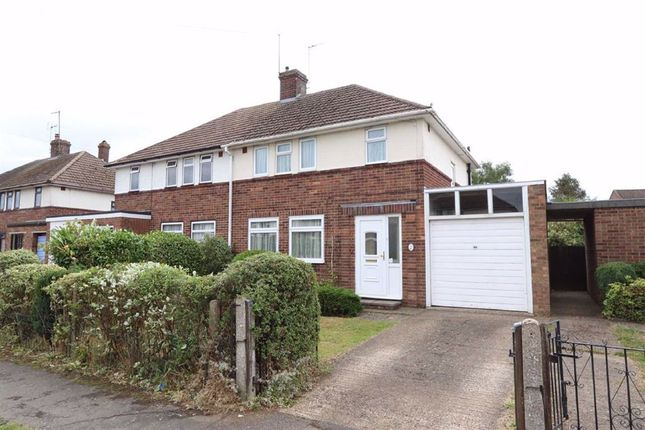 Thumbnail Semi-detached house for sale in Moorhills Road, Wing, Leighton Buzzard