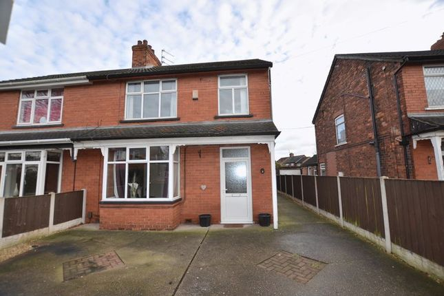 Thumbnail Semi-detached house for sale in Glanville Avenue, Scunthorpe