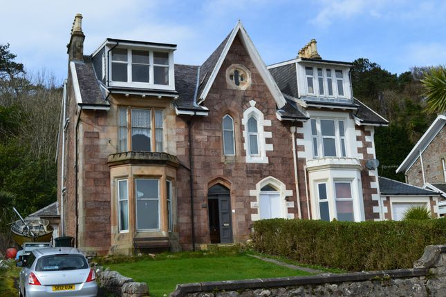 "Thumbnail Semi-detached house for sale in ""Dalveen"", 30, Craigmore Road, Rothesay, Isle Of Bute"