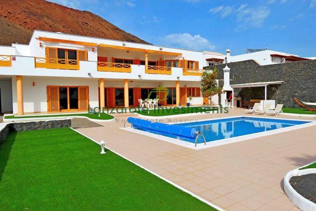 Thumbnail Villa for sale in Playa Blanca, Playa Blanca, Lanzarote, Canary Islands, Spain