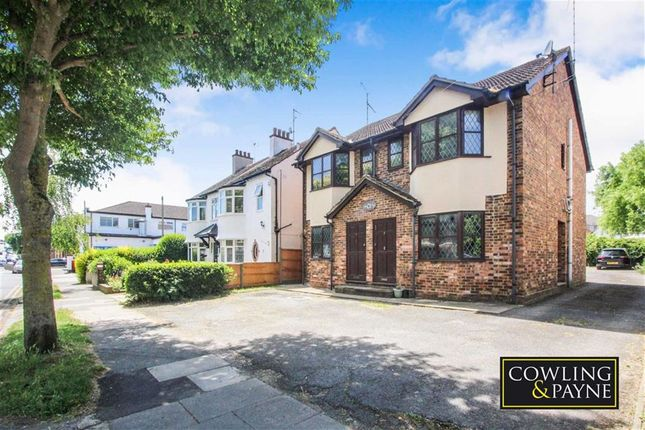 Thumbnail Flat for sale in Cheltenham Drive, Leigh On Sea, Essex