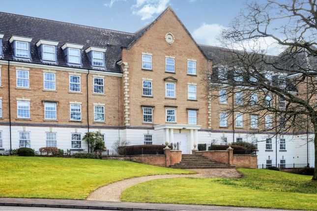 Thumbnail Flat for sale in Gynsills Hall, Glenfield